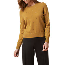 Buy L.K. Bennett Savannah Wool Cashmere Jumper Online at johnlewis.com