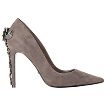Buy Dune Boston Ivy Embellished Stiletto Court Shoes Online at johnlewis.com