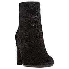 Buy Dune Orsina Block Heeled Ankle Boots Online at johnlewis.com