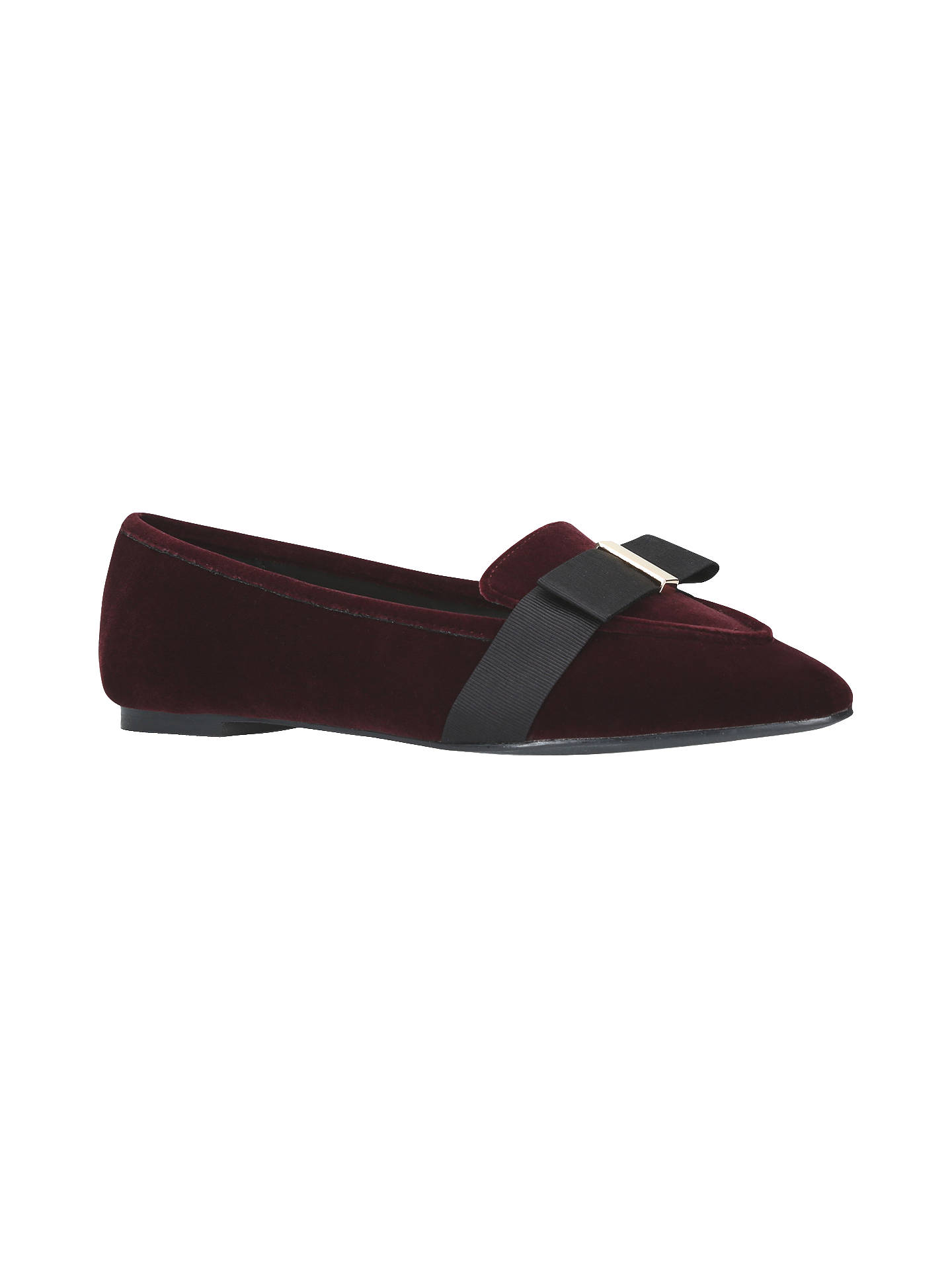 be3bd186fe8 Miss KG Larissa Pointed Toe Brogues at John Lewis   Partners