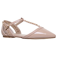 Buy Carvela Mannie Studded T-Bar Pumps Online at johnlewis.com