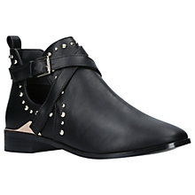 Buy Miss KG Seb Studded Ankle Boots, Black Online at johnlewis.com