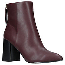 Buy Miss KG Secret Block Heeled Ankle Boots Online at johnlewis.com