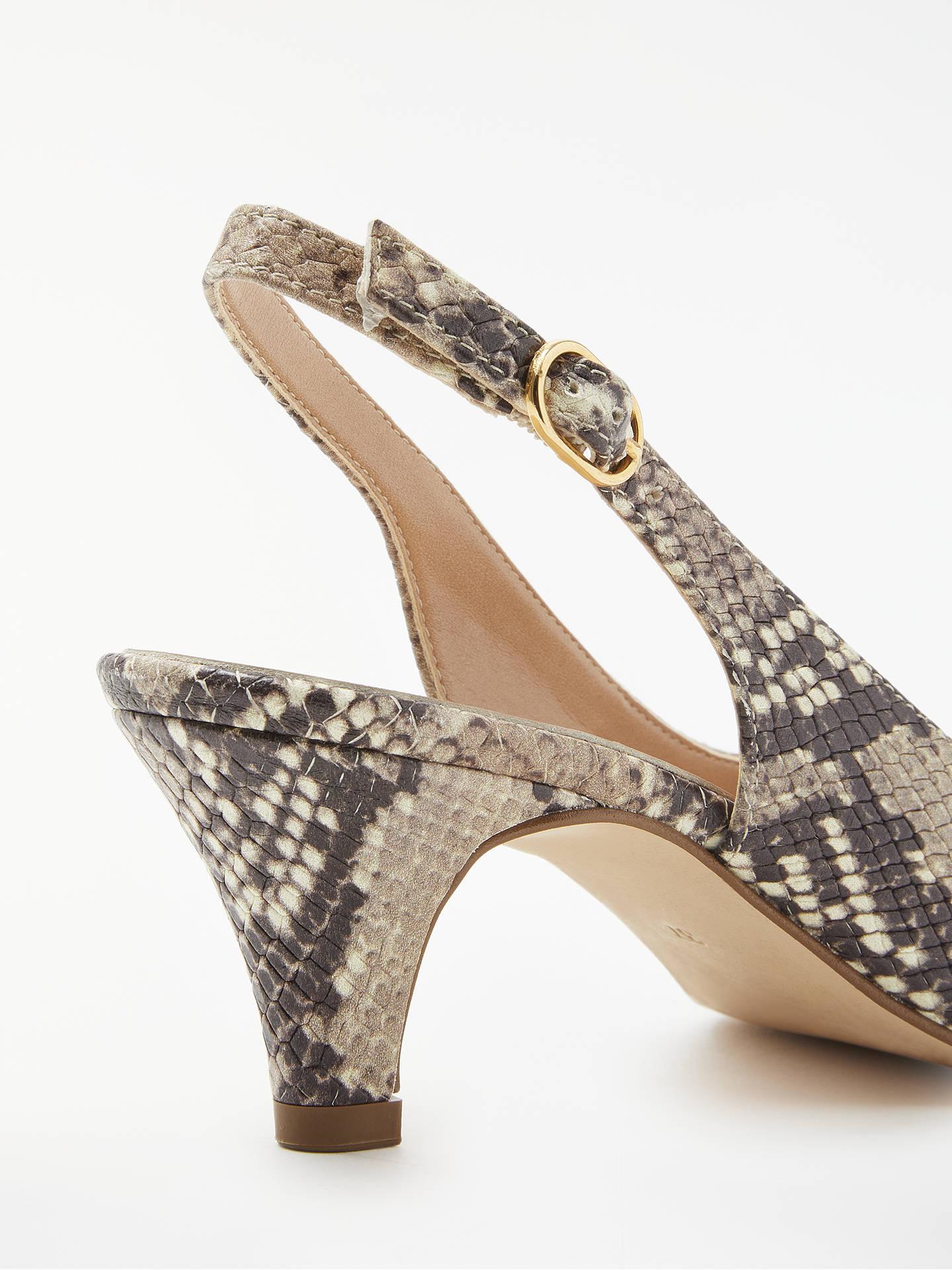 993ed19540a6 ... Buy John Lewis   Partners Grace Kitten Heel Court Shoes