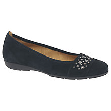 Buy Gabor Electra Embellished Pumps Online at johnlewis.com