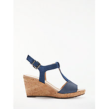 Buy John Lewis Kristy Wedge Heel Sandals Online at johnlewis.com