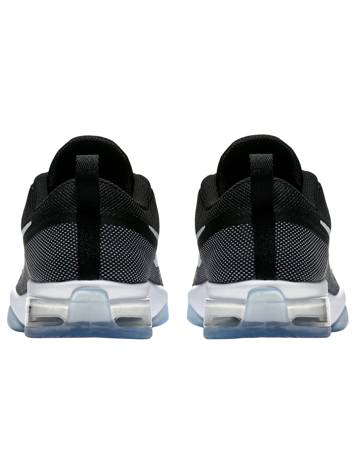 e3a75998559e3 Nike Zoom Fitness Women's Training Shoes, Black at John Lewis & Partners