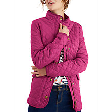 Buy Joules Newdale Quilted Jacket Online at johnlewis.com