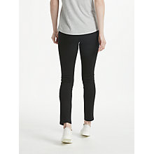 Buy Barbour International Camber Trousers, Black Online at johnlewis.com