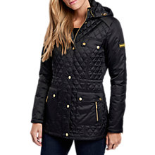 Buy Barbour International Penhal Quilted Jacket Online at johnlewis.com