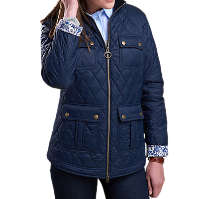 Product photo of Barbour rachel liberty quilted jacket