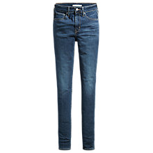 Buy Levi's 721 High Rise Skinny Jeans, Game On Online at johnlewis.com