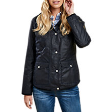 Buy Barbour Faeroe Waxed Jacket Online at johnlewis.com