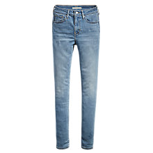 Buy Levi's 721 High Rise Skinny Jeans, Thirteen Online at johnlewis.com