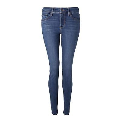 Levi's 711 Mid Rise Skinny Jeans, Escape Artist