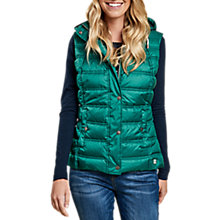 Buy Barbour Westmarch Hooded Gilet Online at johnlewis.com