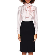 Buy Ted Baker Jensah Neck Tie Bodycon Dress Online at johnlewis.com