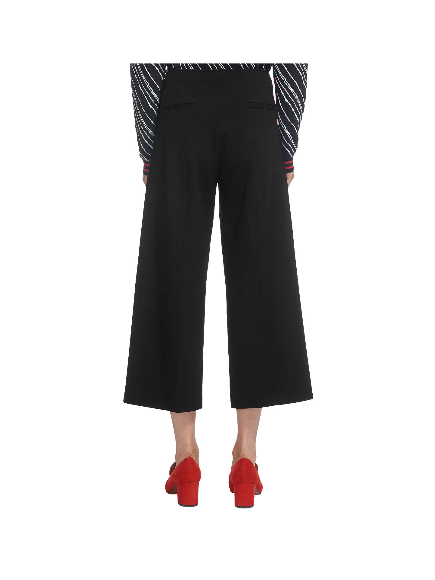 579e21ad8020f ... BuyWhistles Ponte Wide Leg Cropped Trousers