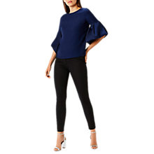 Buy Coast Anais Bell Sleeve Top Online at johnlewis.com