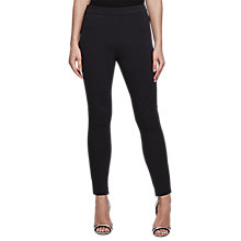 Buy Reiss Tessa Seamed Skinny Trousers, Night Navy Online at johnlewis.com