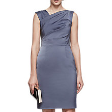 Buy Reiss Tania Asymmetric Shoulder Dress Online at johnlewis.com