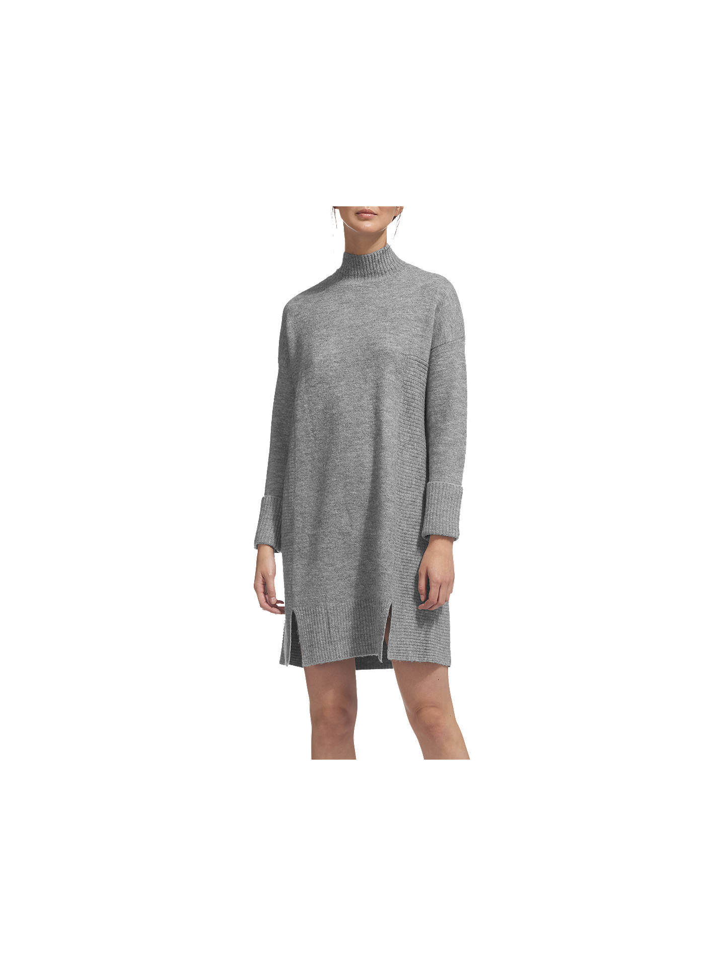 c6c69fa6d37 Buy Whistles Funnel Neck Casual Knit Dress
