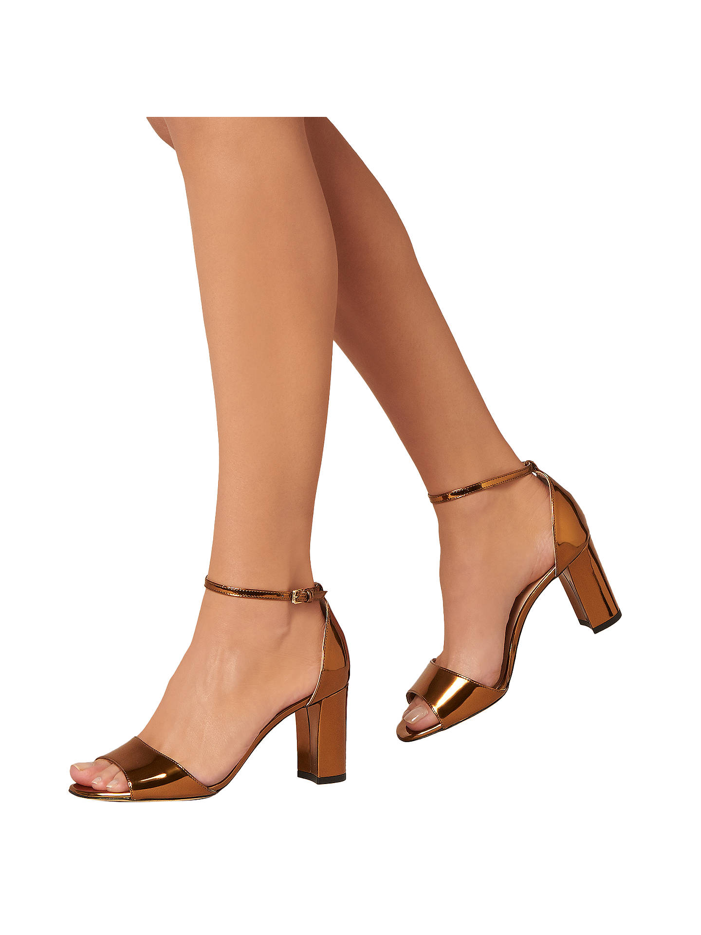 5d97108846a0 ... Buy L.K. Bennett Helena Block Heeled Sandals
