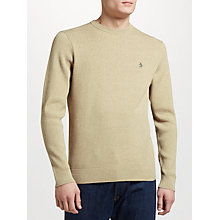 Buy Original Penguin Supima Ribbed Jumper Online at johnlewis.com