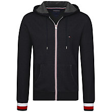 Buy Tommy Hilfiger Sasha Zip Up Hoodie, Navy Online at johnlewis.com