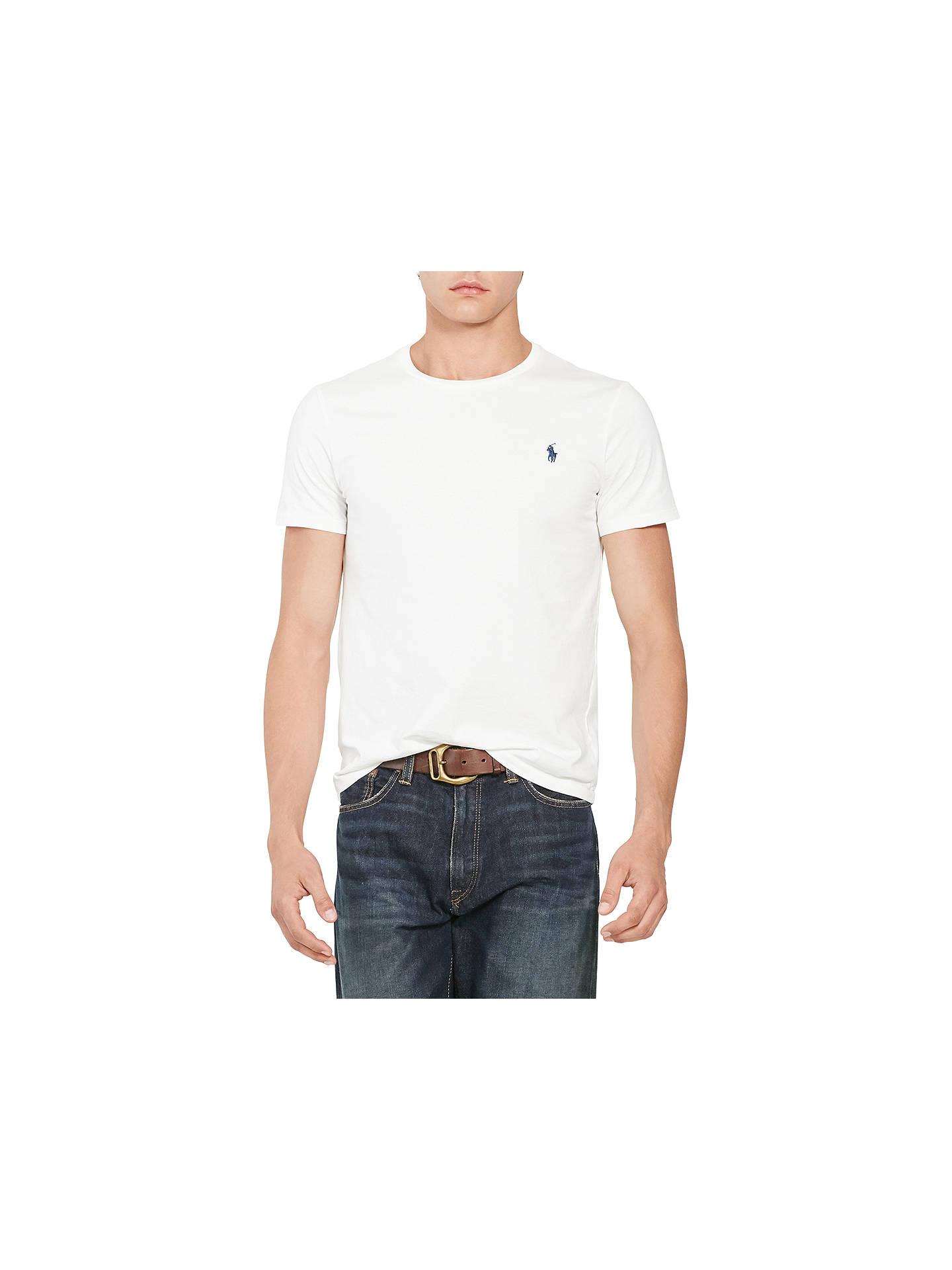 BuyPolo Ralph Lauren Crew Neck T-Shirt 795e84f59406