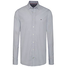 Buy Tommy Hilfiger Okkerville Printed Shirt, Grey Online at johnlewis.com