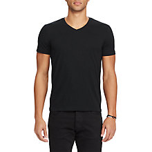 Buy Polo Ralph Lauren V-Neck T-Shirt Online at johnlewis.com