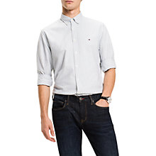 Buy Hilfiger Denim Ithaca Stripe Shirt Online at johnlewis.com