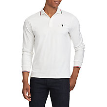 Buy Polo Ralph Lauren Custom Slim Fit Polo Top Online at johnlewis.com