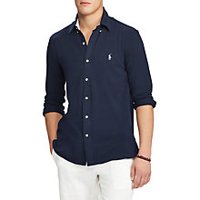 Buy Polo Ralph Lauren Long Sleeve Button Down Shirt Online at johnlewis.com