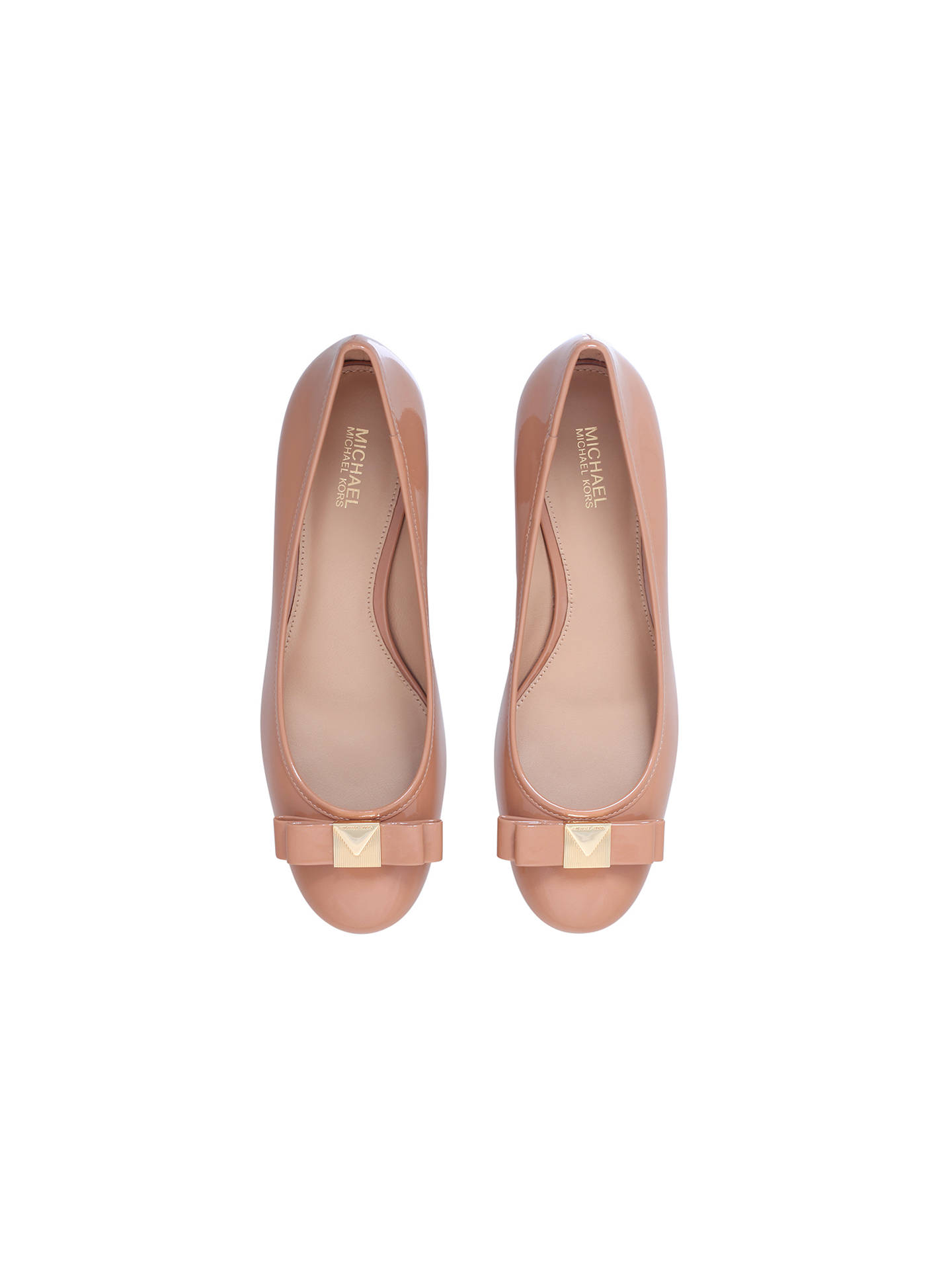 ccf672a9d3a ... Buy MICHAEL Michael Kors Caroline Bow Court Shoes