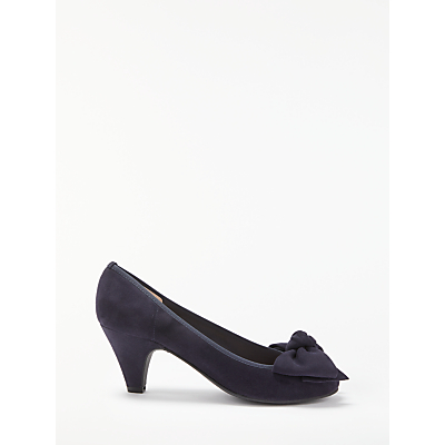 John Lewis Annabeth Bow Court Shoes