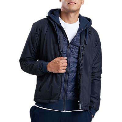 Product photo of Barbour international havock waterproof jacket navy