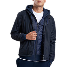 Buy Barbour International Havock Waterproof Jacket, Navy Online at johnlewis.com