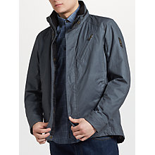 Buy Belstaff Citymaster Waxed Jacket, Blue Pewter Online at johnlewis.com