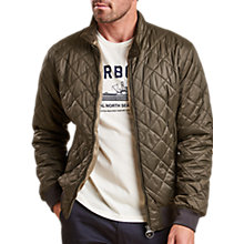 Buy Barbour Lifestyle Romer Quilted Jacket Online at johnlewis.com