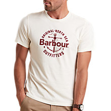 Buy Barbour Lifestyle Berwick Graphic T-Shirt Online at johnlewis.com