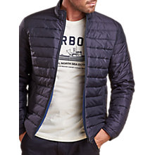 Buy Barbour Lifestyle Upton Quilted Jacket Online at johnlewis.com