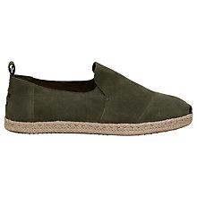 Buy TOMS Deconstructed Espadrilles Online at johnlewis.com