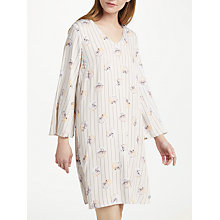 Buy Numph Antonia Dress, Cloud Grey Online at johnlewis.com