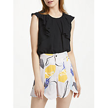 Buy Numph Bathshira Ruffle Blouse Online at johnlewis.com