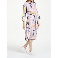 Buy Numph Ayanna Dress, Cloud Grey Online at johnlewis.com