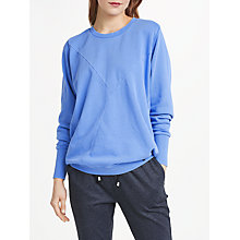 Buy Numph Nicola Sweater, Marina Online at johnlewis.com