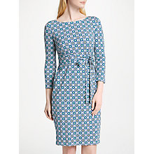 Buy Weekend MaxMara Aprilia Jersey Dress, Avio Online at johnlewis.com