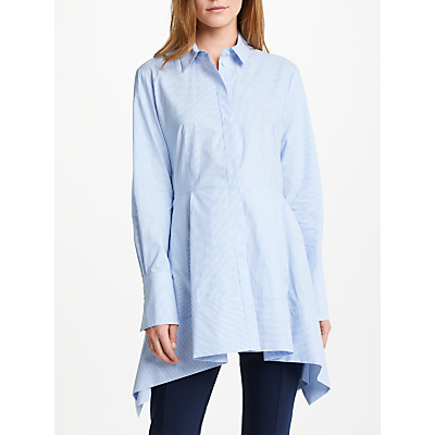 Marella Altea Striped Shirt, Blue